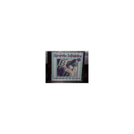 Favorite Lullabies By Steven C Anderson On Audio CD](Steven Anderson Halloween)