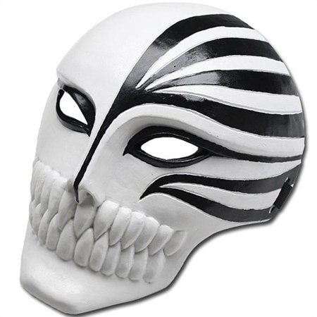 Bleach Ichigo Mask (Bleach Ichigo Tensa Hollow Costume)