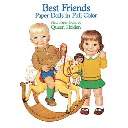 Best Friends Paper Dolls