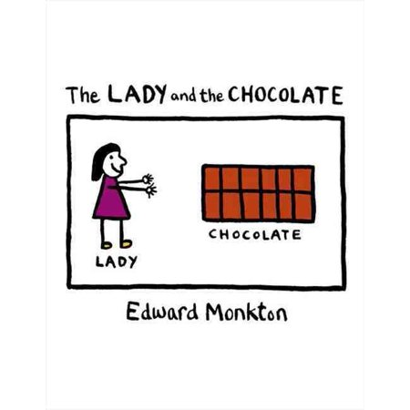 The Lady and the Chocolate (Hardcover)