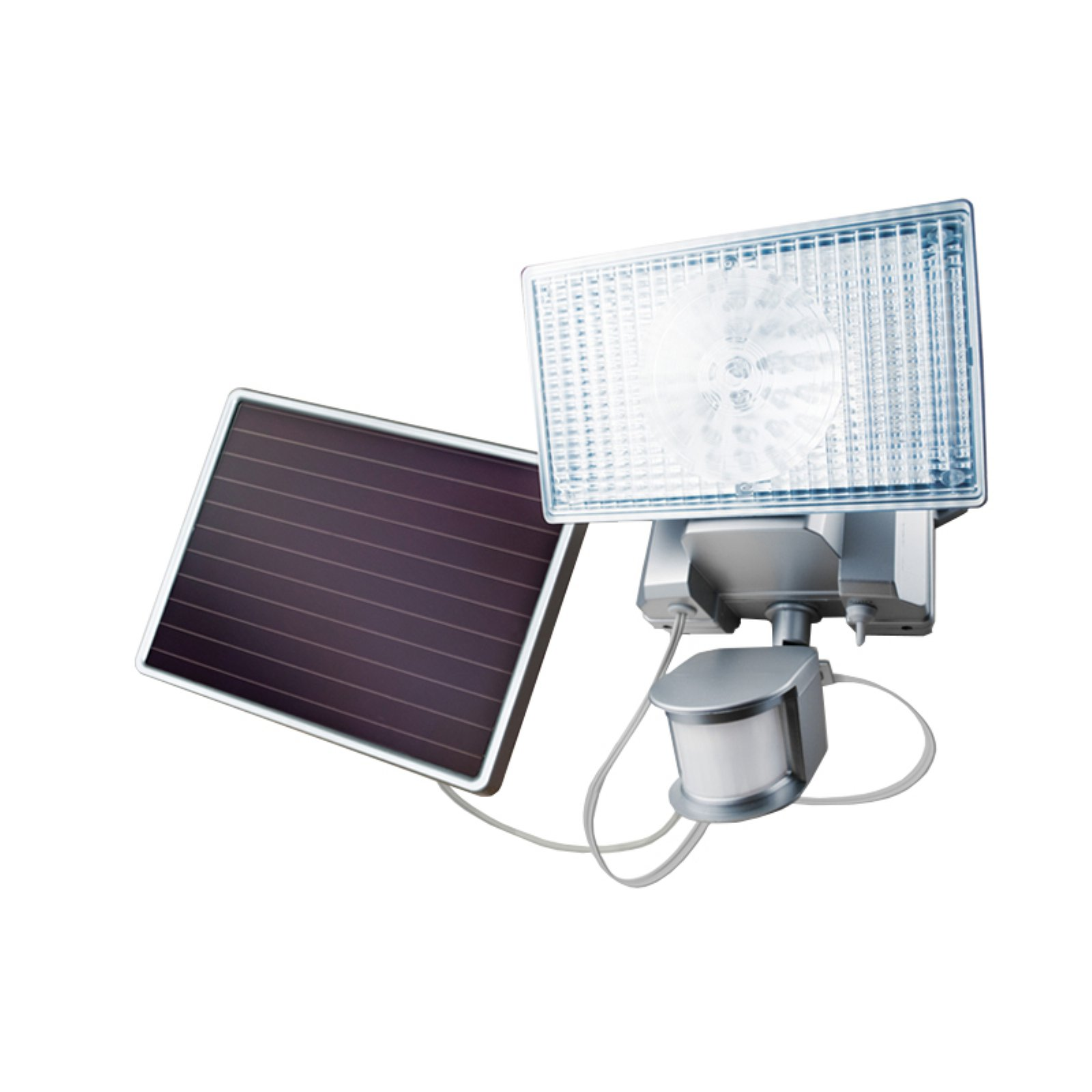 MAXSA Innovations  44150-SL Silver 150 Led light 8x7x6 silver