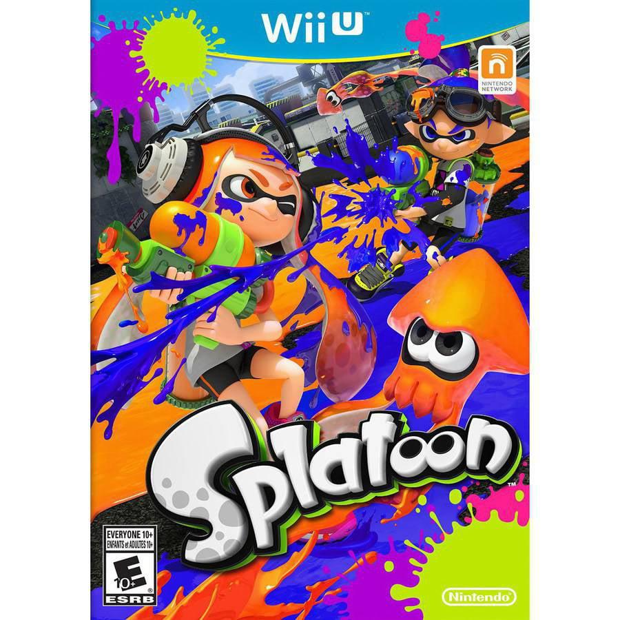 Splatoon (Wii U) - Pre-Owned