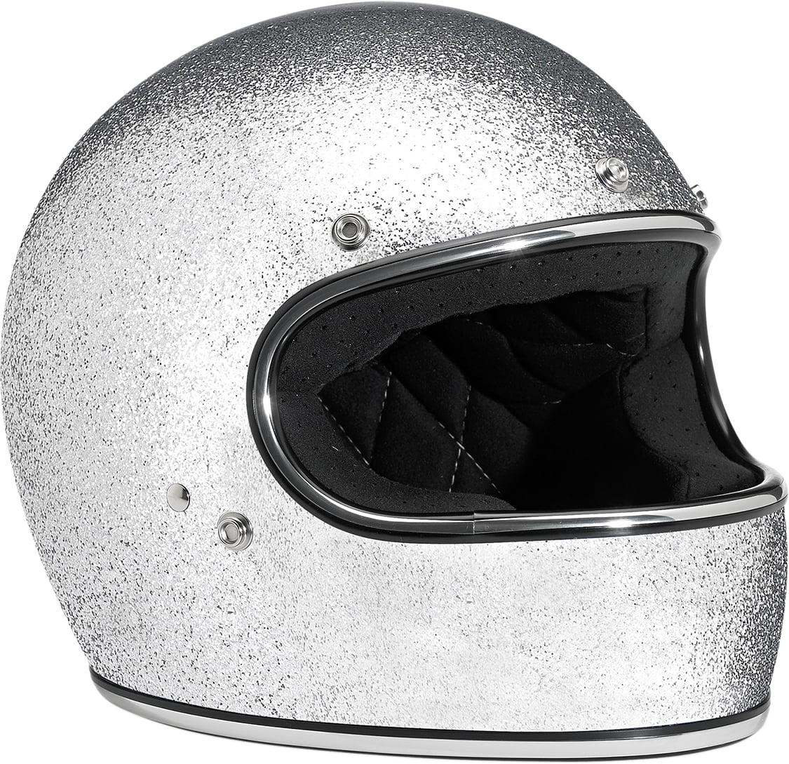 BILTWELL Gringo Full Face Solid Color Helmets Vintage Desert Md  GHDESGLDOTMED