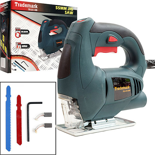 Trademark Global Jigsaw with 2.125'' Cut Capacity