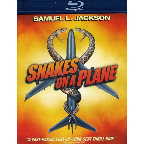 Snakes On A Plane (Blu-ray) (Widescreen)