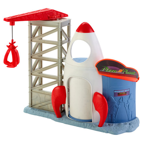 Disney Toy Story Rocket Command Center by Mattel
