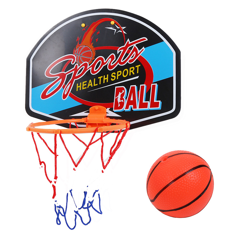 Sports Basketball Ball Mini Inflatable Indoor//Outdoor Kids Toy 2 sizes