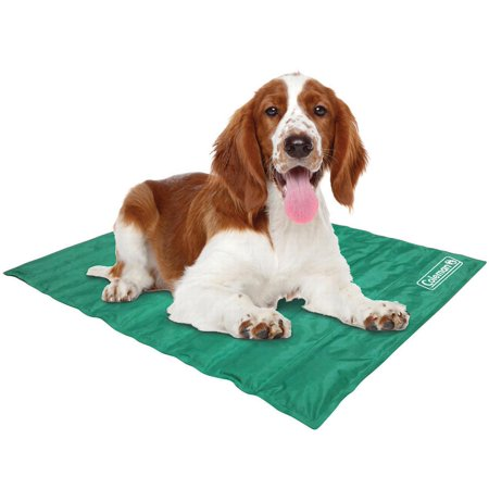 Coleman Large Pet Cooling Mat 24x30 Green