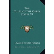 The Cults of the Greek States V1