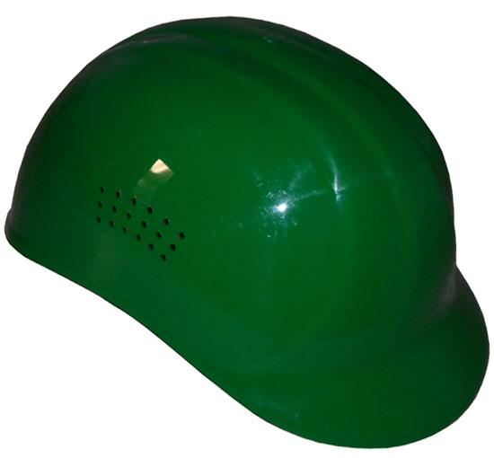 Economy Safety bump caps- Green