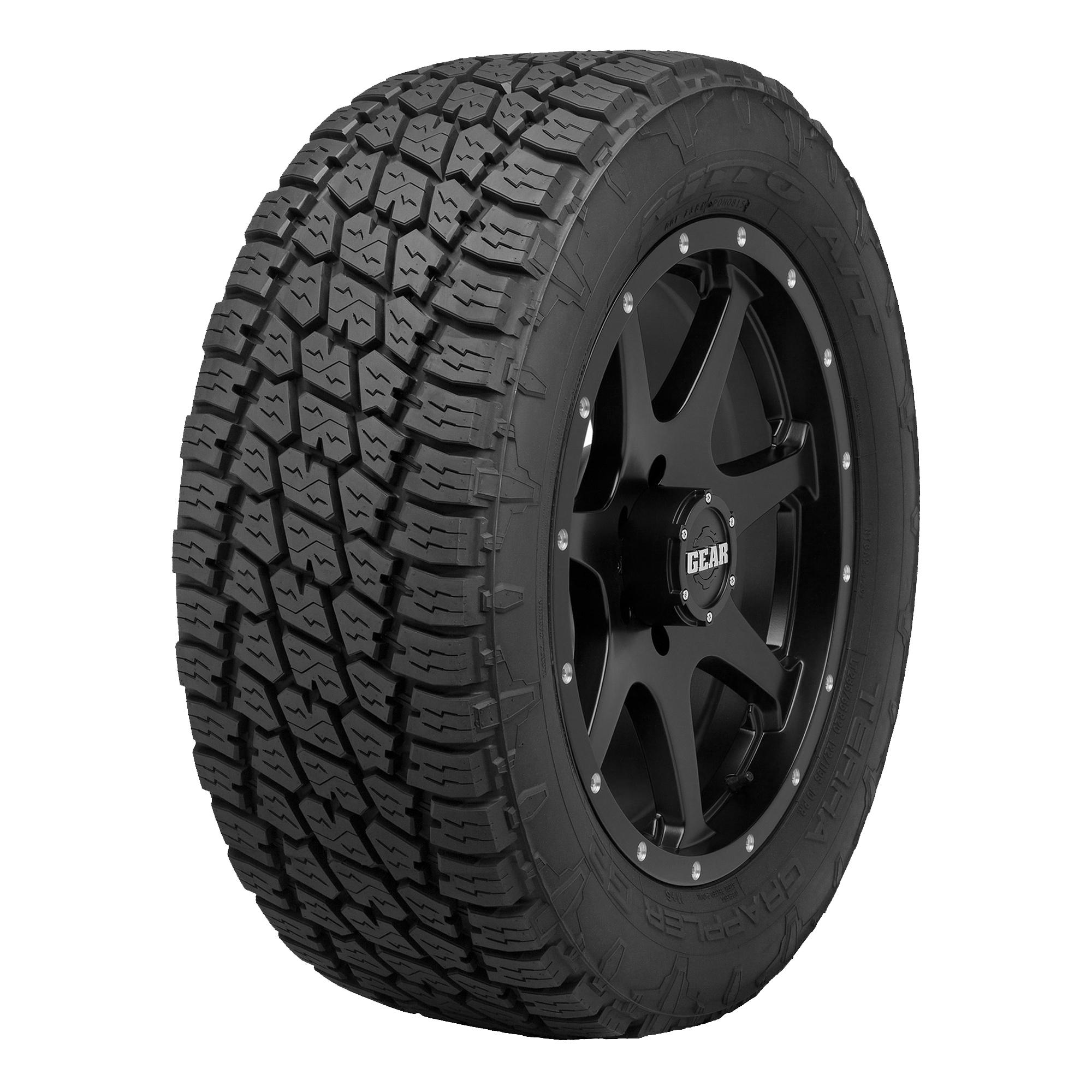 Michelin DISC PER ATDMichelin HydroEdge Tire P235/55R17 98T
