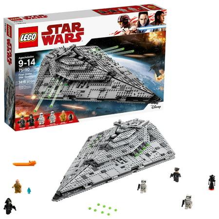 LEGO Star Wars TM First Order Star Destroyer™ 75190