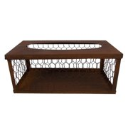 Craft Outlet Chicken Wire Tissue Box Cover