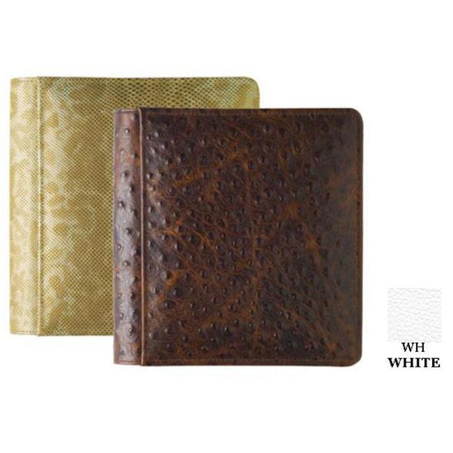 Raika WH 103 WHITE 5in. x 7in. Single Pages Photo Album - White - image 1 de 1