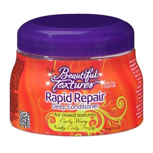 Beautiful Textures Rapid Repair Deep Conditioner, 15 oz (Pack of 4)