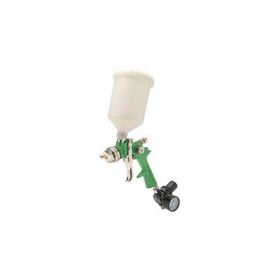 Titan Tools 19023 Gravity Feed HVLP Spray Gun 2.3Mm Needle