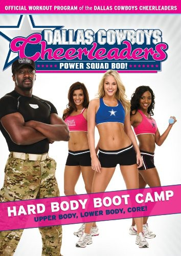 Dallas Cowboys Cheerleaders: Hard Body Boot Camp (DVD) by PARAMOUNT HOME VIDEO