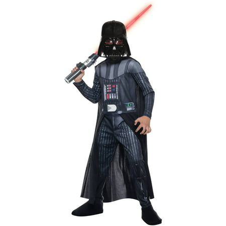 Darth Vader Child Halloween Costume - Dark Vader Costume Child