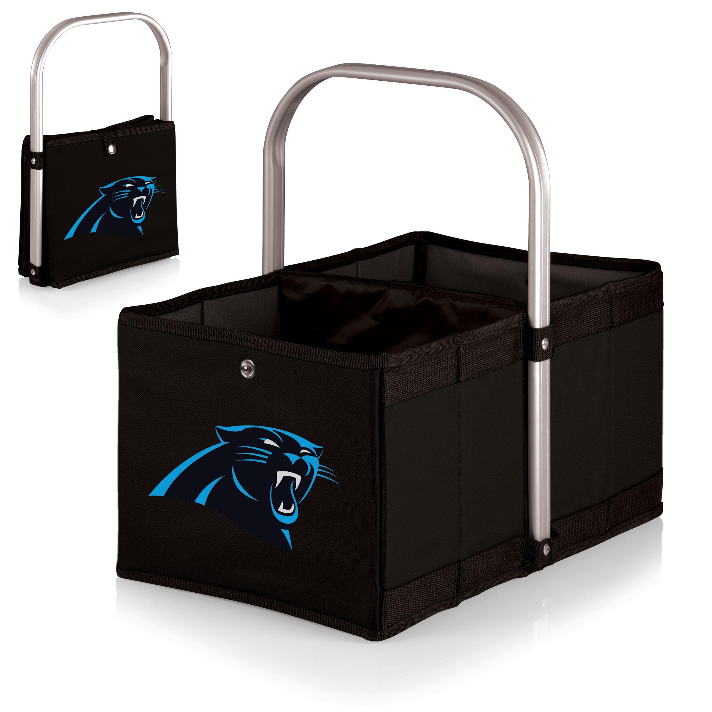 Carolina Panthers Urban Basket - Black - No Size