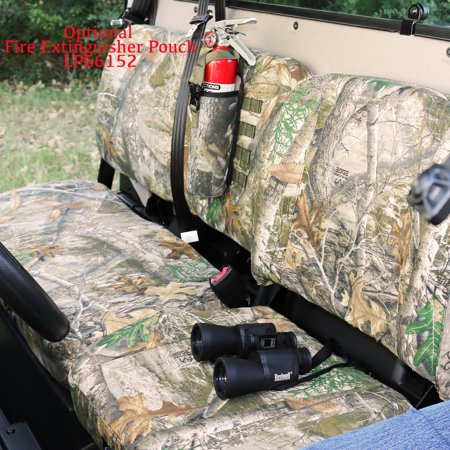 John Deere Heavy Duty Camo Bench Seat Cover for XUV835/XUV865 - LP68420