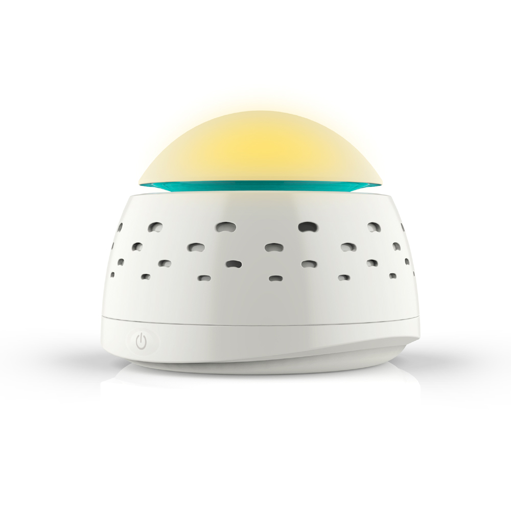 Tiabo White Noise Machine Sound Spa With Night Light Natural Sleep Assist (Newest On The Market) 2017 ? by Tiabo
