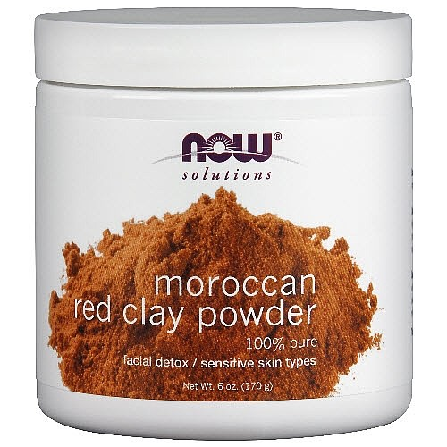 Now Moroccan Red Clay Powder 6 oz(s)