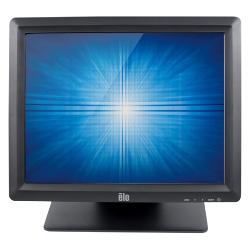 """Elo Touch Systems 1517L 15"""" LED LCD Touchscreen Monitor - 4:3 - 25 ms E344758"""
