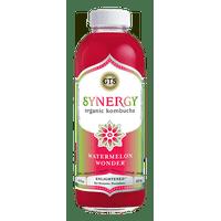 GT's Synergy Organic Kombucha Watermelon Wonder, 16 fl oz
