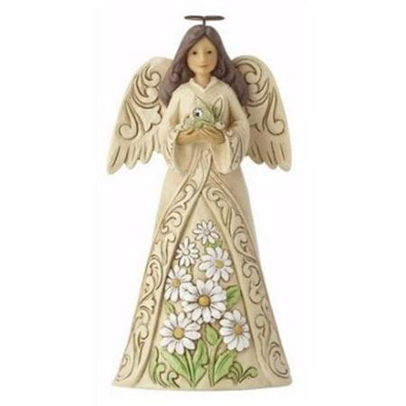 Enesco 152733 Figurine-Heartwood Creek Angel April - image 1 of 1