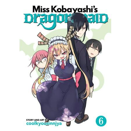Miss Kobayashi's Dragon Maid Vol. 6](Arnold Maid)
