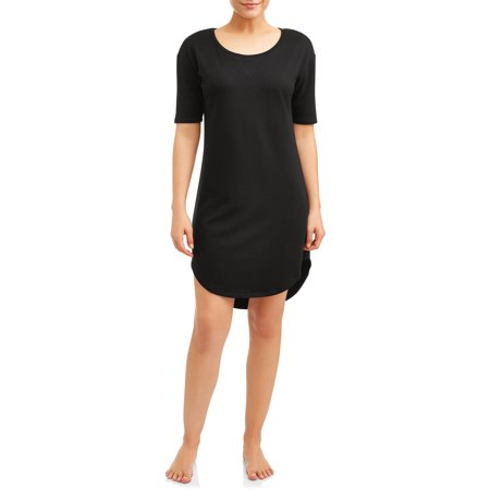 French Terry Crop (Women's Active Lounge French Terry Dress )