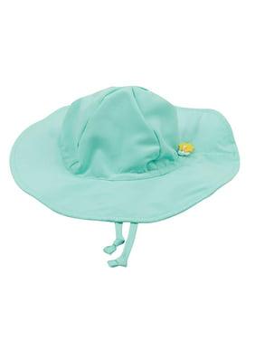 Leveret Kids Baby Boys Girls Sun Protection Swim Brim Hat Aqua Size 2-4 Toddler