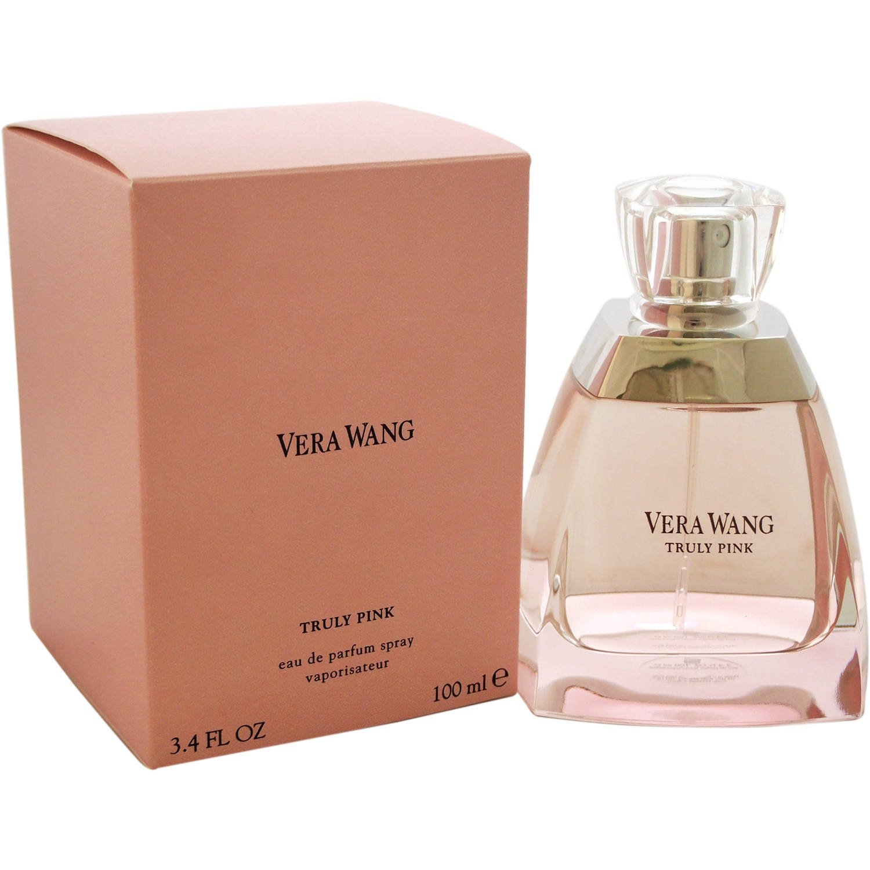 Vera Wang Vera Wang Truly Pink EDP Spray, 3.3 oz