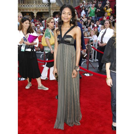 Naomie Harris At Arrivals For Premiere Of Pirates Of The Caribbean At WorldS End Disneyland Anaheim Ca May 19 2007 Photo By Michael GermanaEverett Collection Celebrity - Tickets For Disneyland Halloween