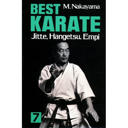 Best Karate, Vol.7 : Jutte, Hangetsu, Empi