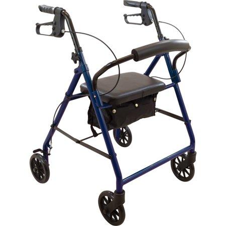 Upc 092237602874 Roscoe Medical Rl Stbl Steel Rollator