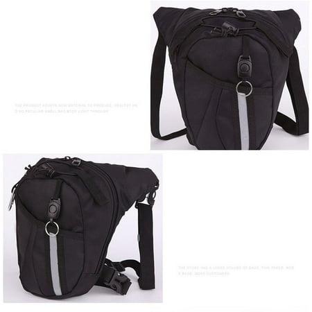 Multi-functional men's crossbody riding waterproof pockets Motorcycle bags - image 5 de 5