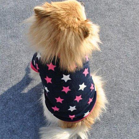 Fashion Pet Dog Cat Villus Warm Clothes Puppy Doggy Apparel Clothing