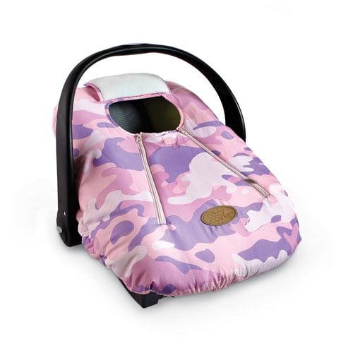 Cozy Cover Infant Carrier Cover Pink Camo Walmart Com