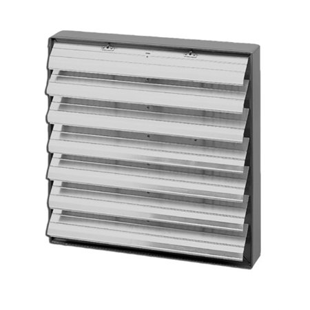 Soler and Palau PER-450CN Off-White Aluminum Shutter And Steel Frame 18