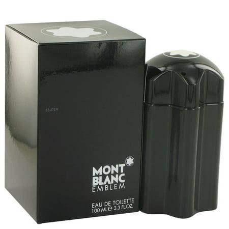 Mont Blanc Emblem Eau De Toilette, 3.3 Fl Oz](mont blanc 75th anniversary pen)