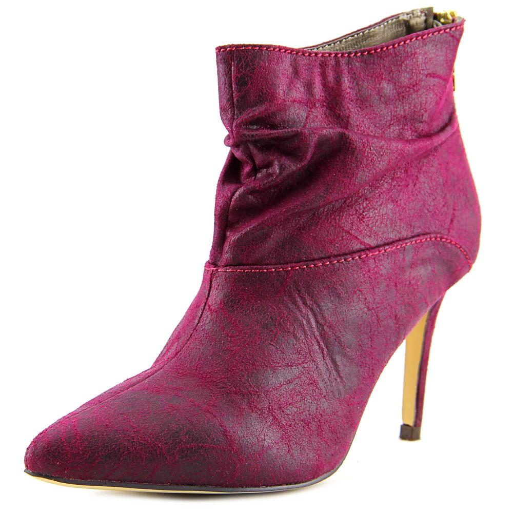 Michael Antonio Brie Women  Pointed Toe Synthetic  Ankle Boot