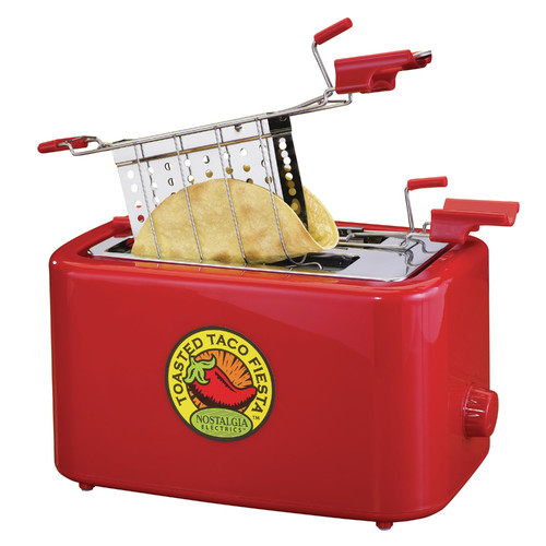 BTS200 Fiesta Series Baked Taco Shell Toaster