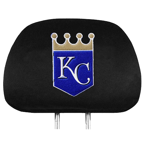 MLB Kansas City Royals Headrest Covers