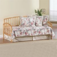 Bowery Hill Twin Contemporary Spindle Daybed in Pine