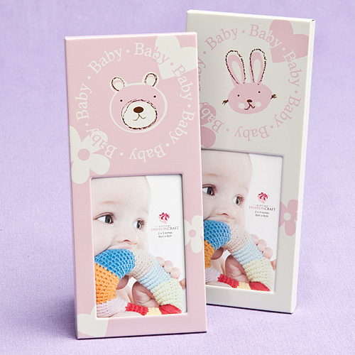 FashionCraft Baby girl themed frames