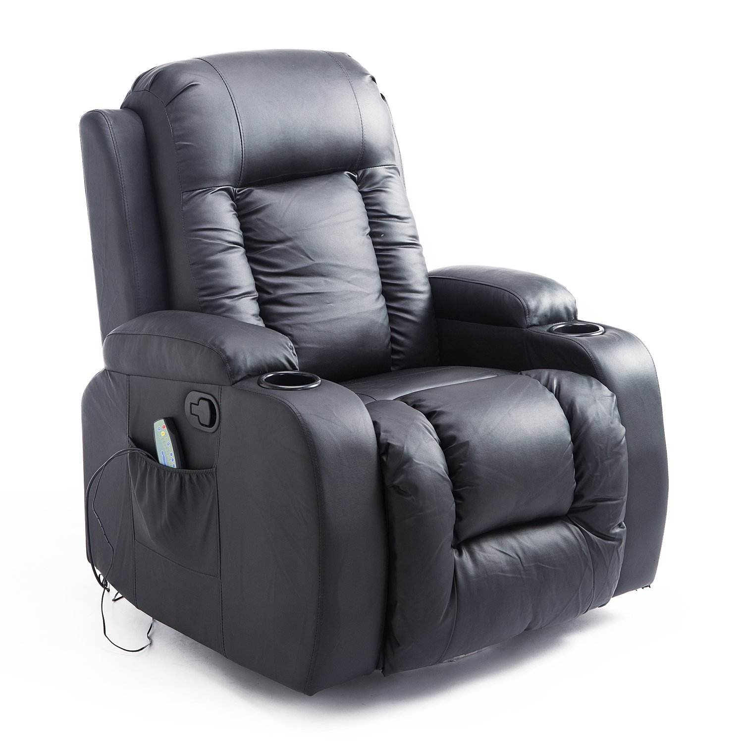 """Chair w//Plug /& On//Off Switch 3.3/"""" Diameter Vibration Motor for Bed Table"""
