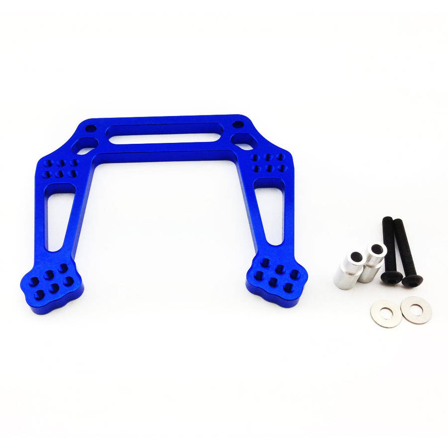 Atomik Alloy Front Shock Tower Traxxas Slash 2WD, 1:10, Blue