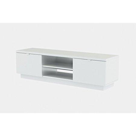 8231f338724 Ikea Byas Tv Unit High Gloss White Modern