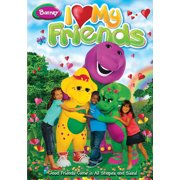 Barney: I Love My Friends (DVD) by Trimark Home Video
